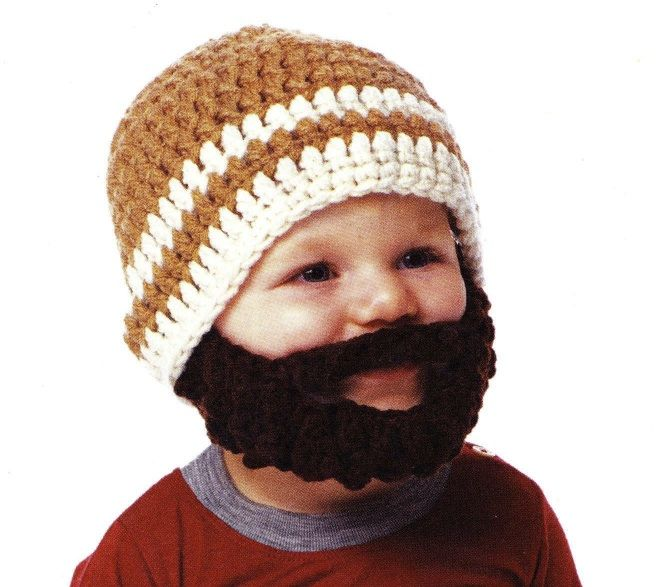 Knitting Pattern For Baby Hat With Beard : 17 Best images about Pedal tractors on Pinterest John ...