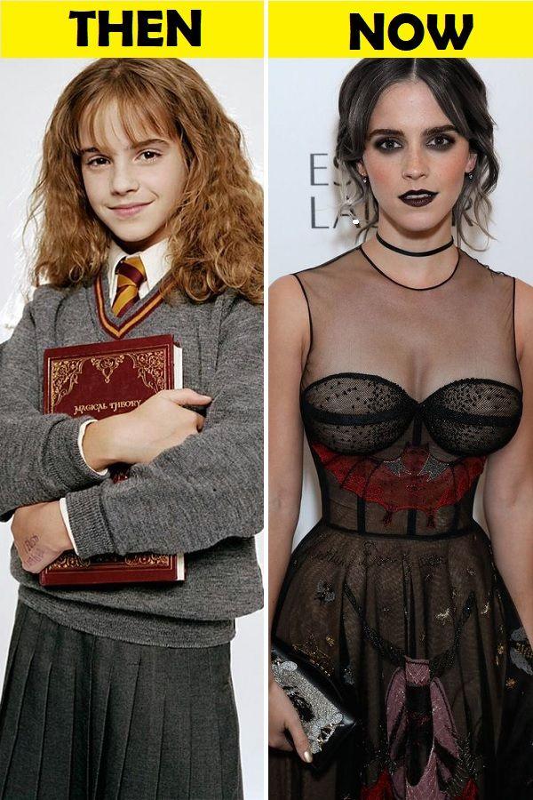Emma Watson As Hermione Granger In Harry Potter Emma Watson Harry Potter Harry Potter Cast Harry