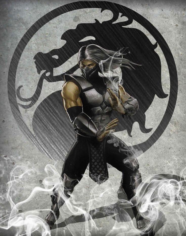 another smoke - Mortal Kombat Smoke Halloween Costume
