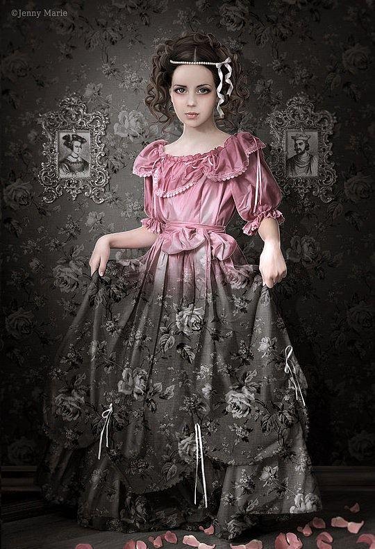 Digital Portraits by Jenny Marie Smith
