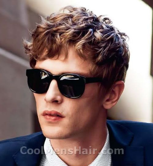 34 best images about Boy Hair on Pinterest  Men curly hairstyles