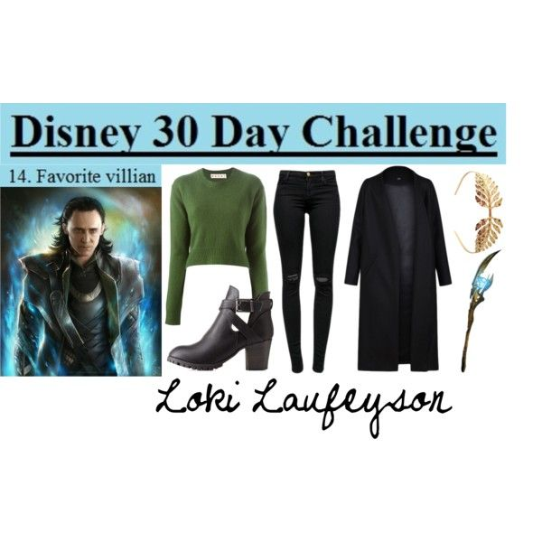 Day 14: Loki Laufeyson