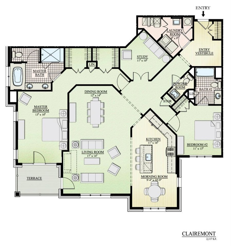 Clairemont - For more information on pricing and building availability visit our web site>>