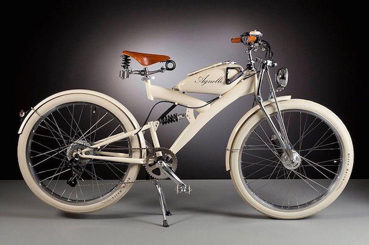 Le recyclage de vélos moteurs des années 50 en vélos électriques  2Tout2Rien