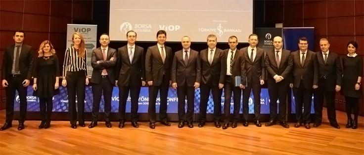 """II. VİOP Risk Yönetimi Konferansında """"Türkiye'de Risk Yönetimi"""" Tartışıldı"""