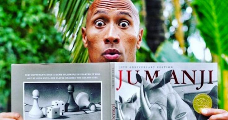 Jumanji 2- the First Look and the Other Latest Information About the Movie!
