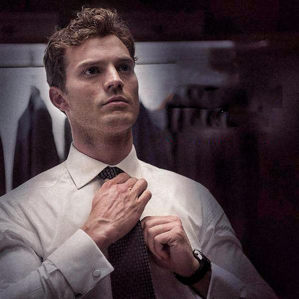 Christian Grey / Jamie Dornan / Mr.Grey / Handsome / Fifty Shades Of Grey
