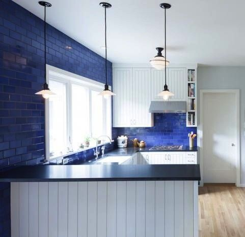 Simple kitchen with fabulous detail
