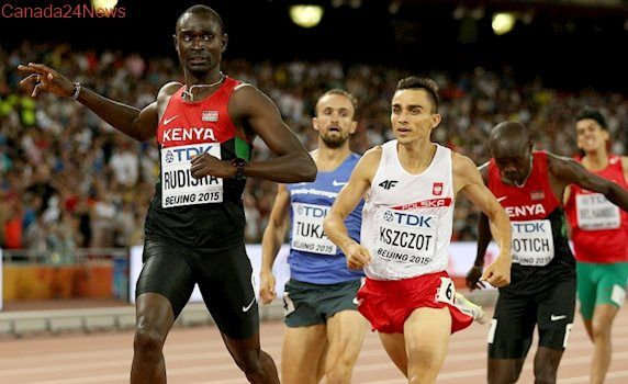 David Rudisha won't defend 800m title at worlds due to quad injury