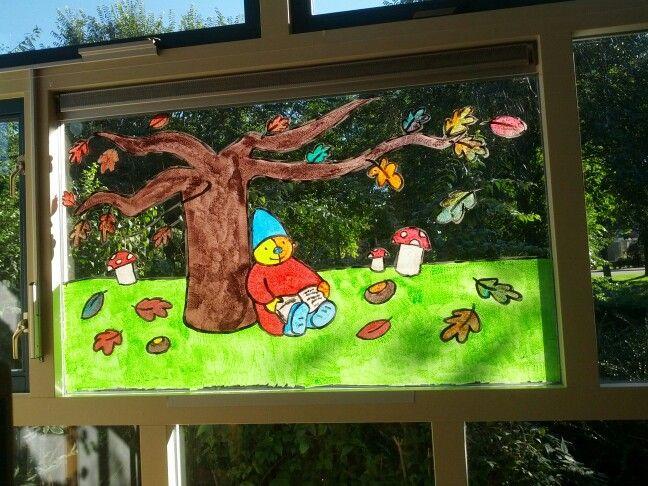 Pom Pom herfst en Kinderboekenweek
