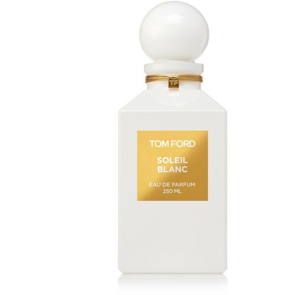 Tom Ford Soleil Blanc Eau de Parfum ($595) ❤ liked on Polyvore featuring beauty products, fragrance, tom ford fragrance, eau de parfum perfume, edp perfume, tom ford and eau de perfume