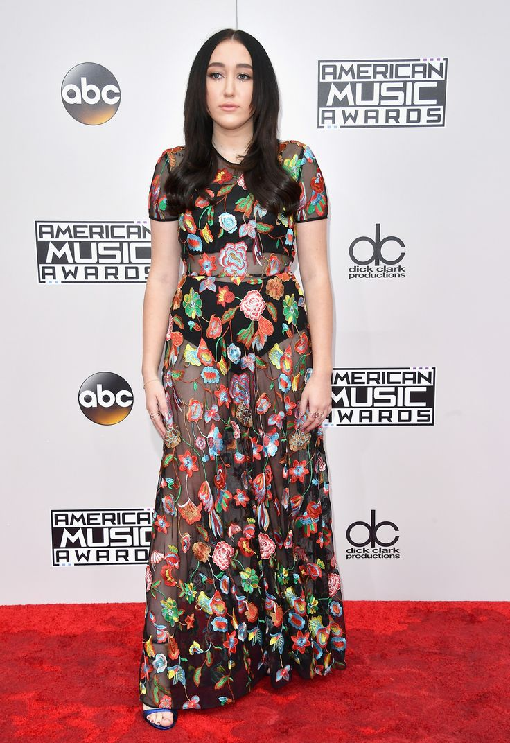 Noah Cyrus At The 2016 American Music Awards