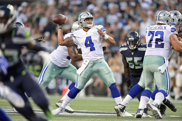 Dates and Times of all Cowboys preseason games revealed