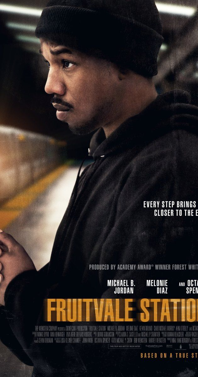 Fruitvale Station (2013) - I knew what happened, but the way it was filmed - from start to finish - held me, riveted. Jordan is so talented I forgot he wasn't the real Oscar. He was lost inside, showing the subtleties of someone who is complicated, in a tough situation, who feels he has to hold much of himself secret depending on who he's with at the moment. An important film to see, a piece of history with themes both big and small that stay with you once the credits are done.