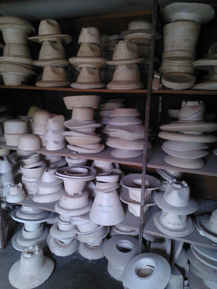 Gipsen hoeden mallen