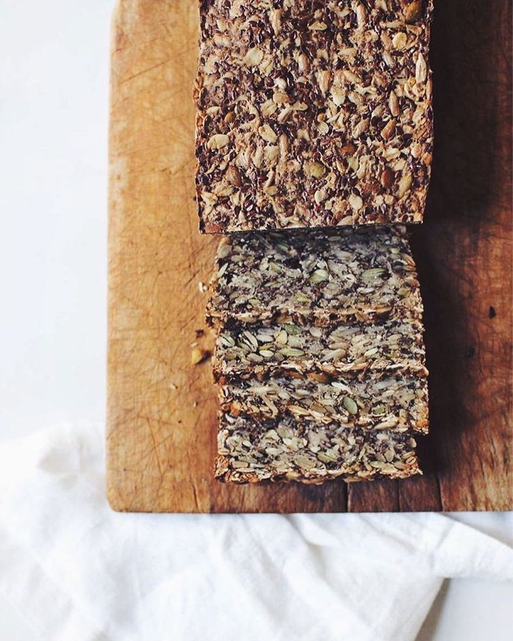 Bread without flour: This recipe is very easy