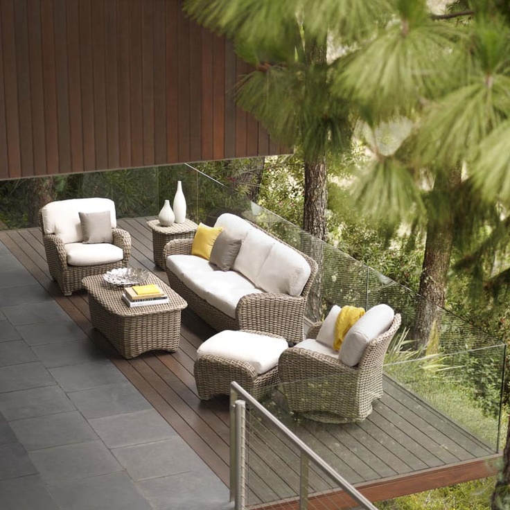 Beautiful Glosteru0027s Sunset Collection Is Curvaceous And Deeply Inviting. Sit Back And  Savor Alfresco Moments With