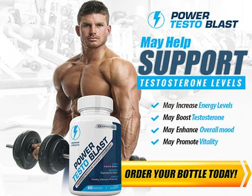 Power Testo Blast Testosterone Boost Complex is a characteristic games nourishment supplement. It is intended to give most extreme muscle building comes about. Power Testo Blast is an excellent quality testosterone boosting supplement that can enable men to expand their aggressive edge and preparing execution. Get Power Testo Blast online now from here http://www.healthprev.com/power-testo-blast/