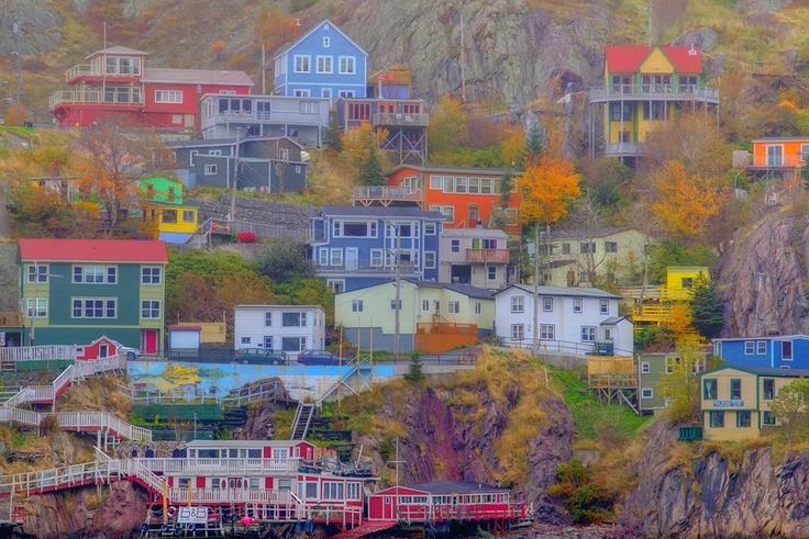 St John's, Newfoundland and Labrador