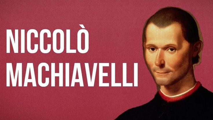 Politikanın Galileo'su Niccolo Machiavelli | Detaysız Bilgi