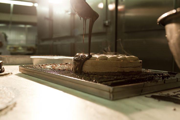 chocolate gateau Afoi Asimakopouloi patisserie / bakery Athens , Exarcheia http://asimakopouloi.com/