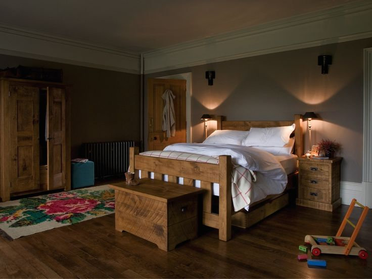 Handmade Solid Wood Beds | Home design ideas