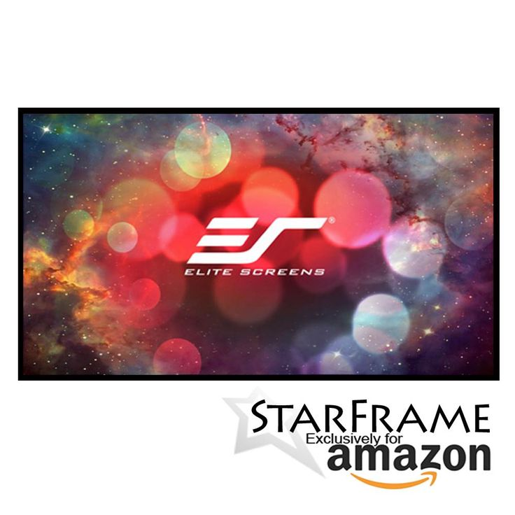 sableframe, elite screens, best projector screen, electric, manual pull down projector screen,