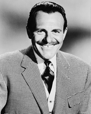 Terry Thomas, English Comedian actor, (It's a Mad,  Mad,  Mad,  Mad World) 2nd cousin of English actor Richard Beiers  1911-90