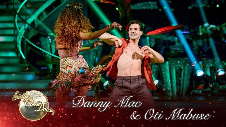 Danny Mac & Oti Mabuse Samba to 'Magalenha' by Sergio Mendes - Strictly ...greatest in this universe..