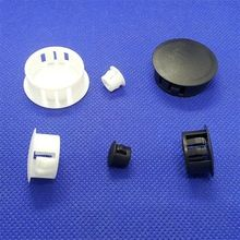 Series#Furniture Screw hole plug Machine Cabinet pannel tube end cap wire grommet hole decoration 5 6 8 10 16,19,22,25,32,38mm(China)