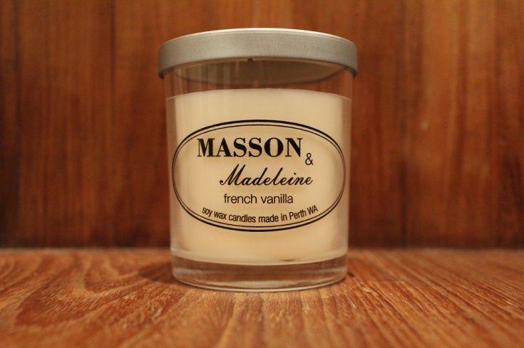 "Masson & Madeleine - ""Food Collection"" French Vanilla"