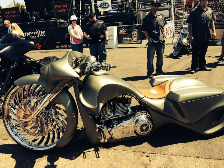 Bike week in az I was in heaven