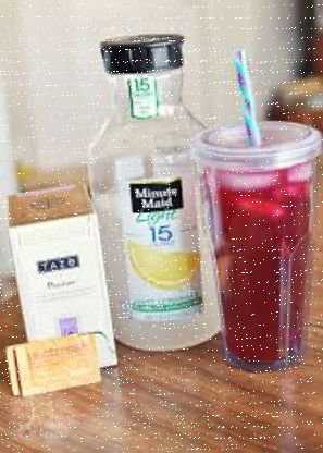 When you are looking for a refreshing drink this summer, try making this super easy to make Copycat Starbucks Passion Tea Lemonade drink.