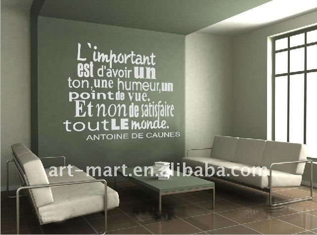 French_Wall_Sticker_French_Wall_Mural_French_Wall_Quotes.jpg (641×476)