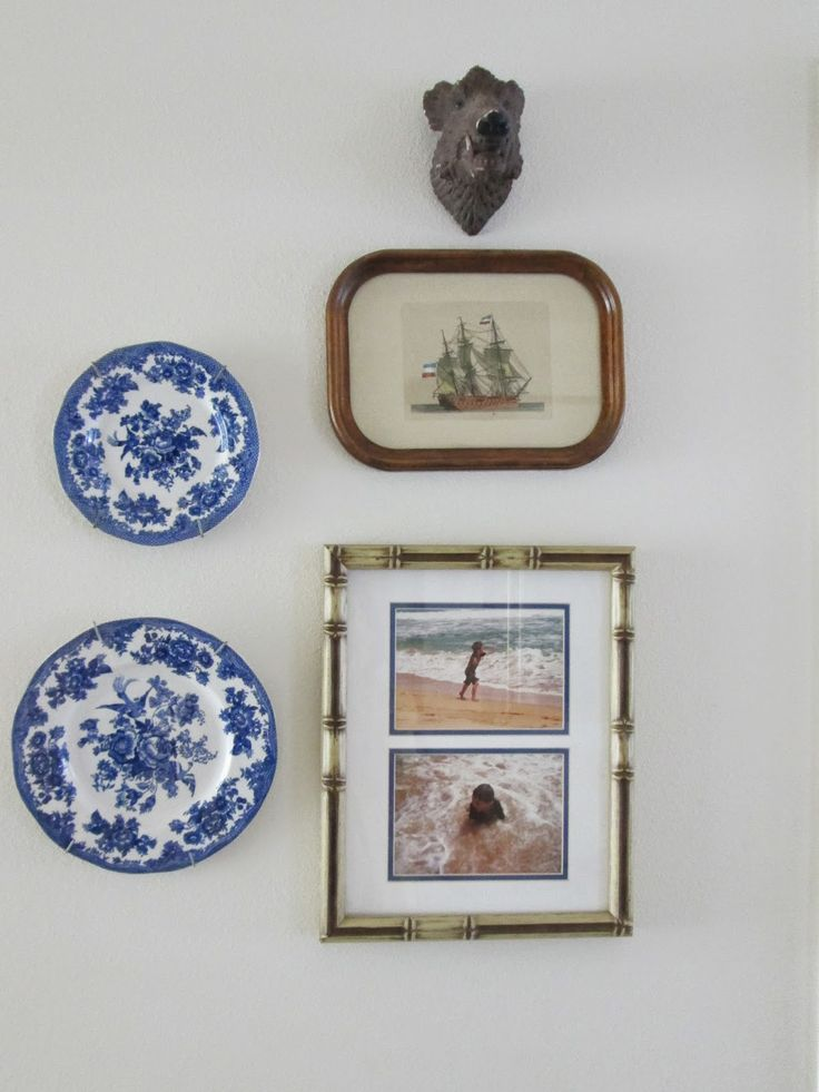 plates framed photos | The Gardeneru0027s Cottage & 9 best Le Cadeaux images on Pinterest | Gifts Melamine dinnerware ...