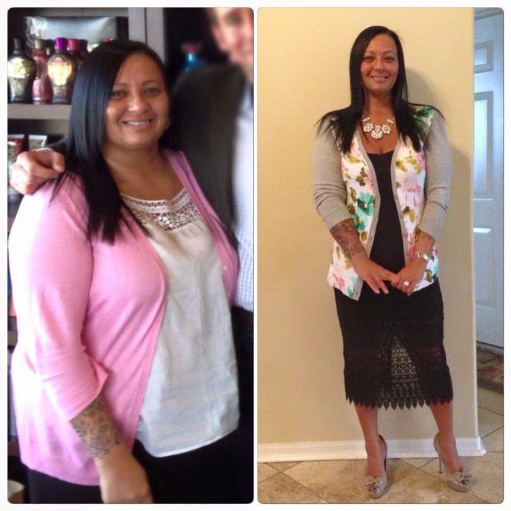 53 pounds lost in 6 weeks using Zen Bodi by Jeunesse! #loseweight #glutenfree www.christilynn87.jeunesseglobal.com