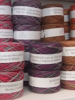 lanas, yarn, wool. Quintessence Merino - Alpaca y Oveja