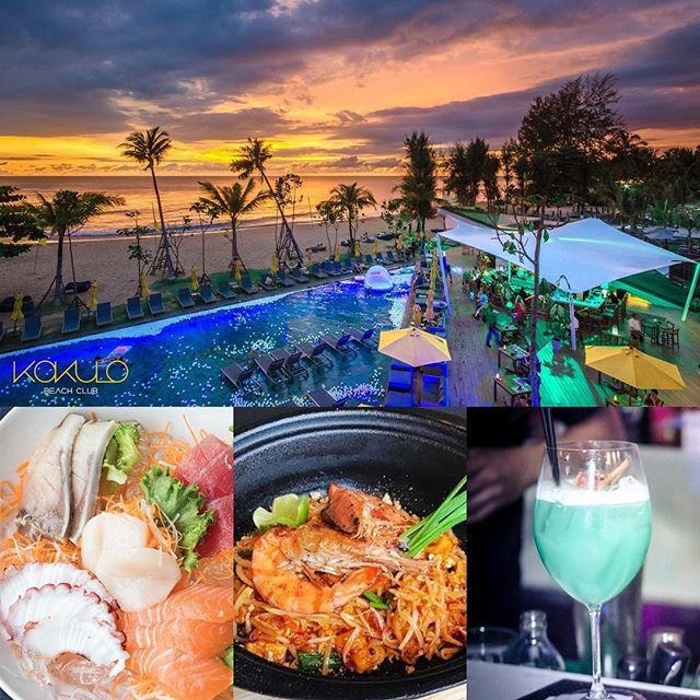 Kokulo Beach Club Lavelakhaolak Is A Hipsters Dream Come True In Khao Lak Part Of The Upscale La Vela Khao Lak Resort Whi Luxury Restaurant Beach Club Resort