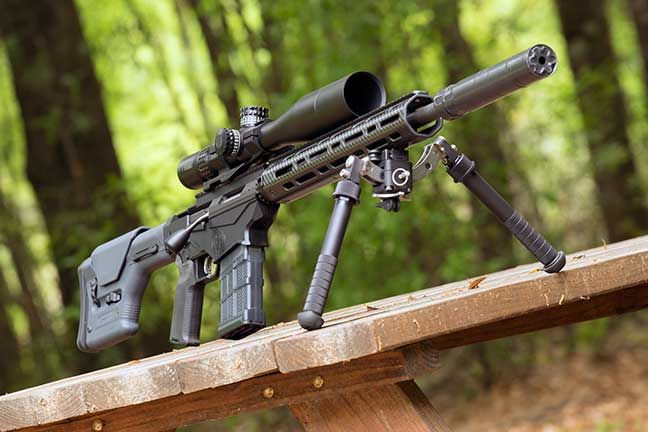 The Ruger Precision Rifle has garnered a significant following since its introduction in 2015. Here are some great upgrades to make it even better.