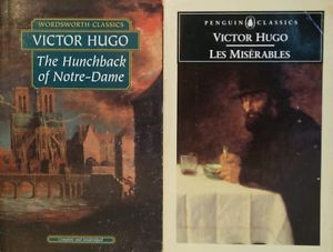 Les Misérables & The Hunchback of Notre-Dame by Victor Hugo #classic #mustread