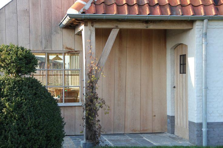 27 best images about zwarte ramen on pinterest exterior for External back door