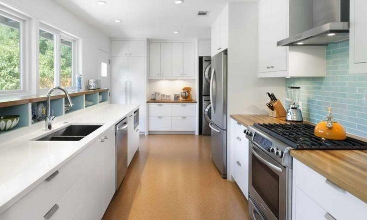 Kitchen Design Layouts U Shaped Kitchen with Variation