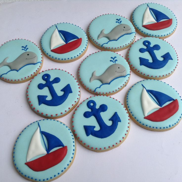 Galletas marinero