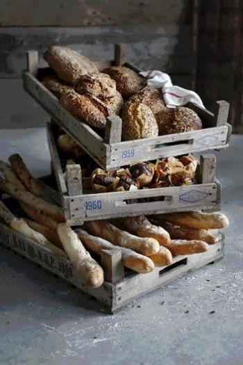 Kratten vol brood