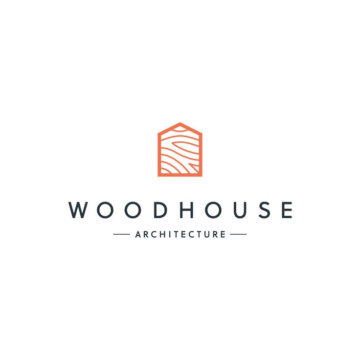 Woodhouse Architecture Rebrand