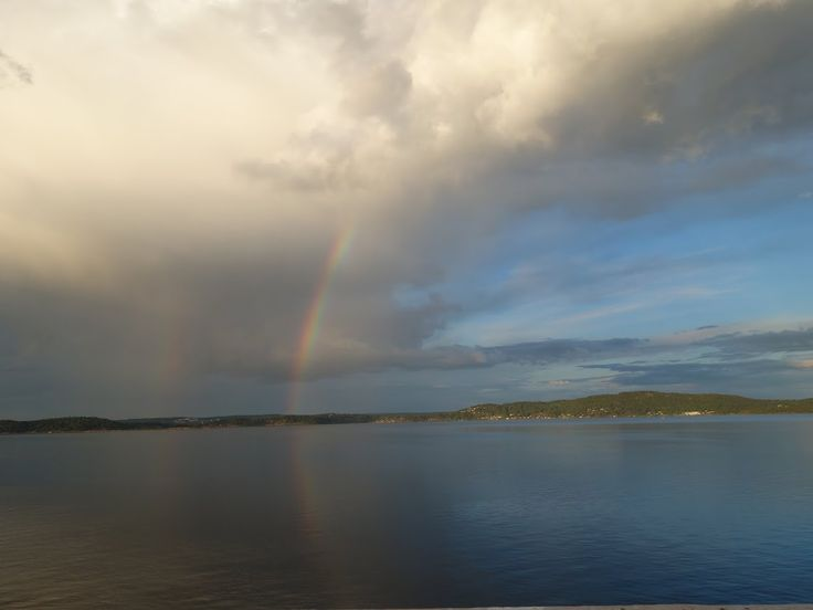 Rainbow over Oslo Fjord PICT_20140701_214131.JPG