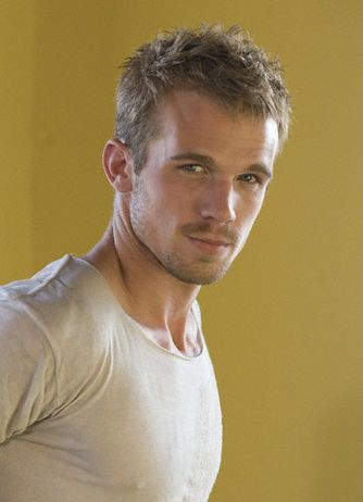 Cam Gigandet as Falcon from DSS by AM Hudson