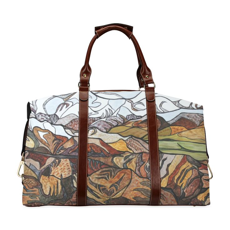 High Country Classic Travel Bag (Model 1643) Remake