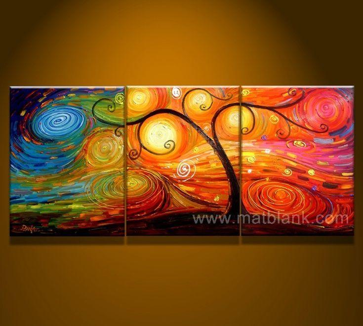 Cuadros de naturaleza pintados a mano y pinturas vida en for Cuadros pintados a mano
