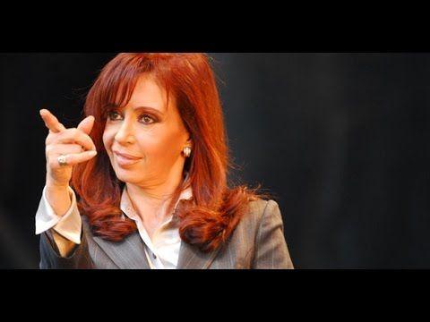 Los deditos de Cristina